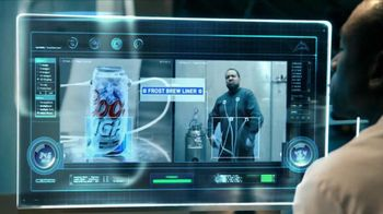 Coors Light TV Spot, 'World's Most Refreshing Can' Featuring Ice Cube - Thumbnail 5