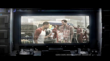 Coors Light Tv Commercial World S Most Refreshing Can