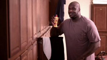 Gold Bond Powder Spray TV Spot, 'Sha-cool' Featuring Shaquille O'Neal