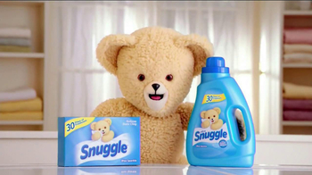 Snuggle TV Spot, 'Snuggly Softness' - 2716 commercial airings