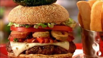 Red Robin 24 Burgers TV Spot