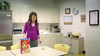Lucky Charms TV Spot, 'Break Room'