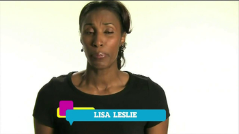 Cartoon Network TV Spot 'Stop Bullying' Featuring Lisa Leslie - Thumbnail 5