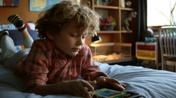 Amazon Kindle Fire HD TV Commercial, 'Kid Controls' - iSpot tv