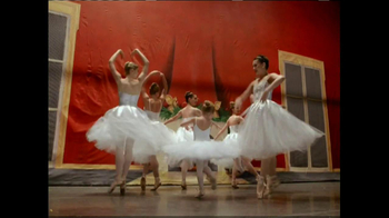 Blue Bunny Ice Cream and Make-A-Wish Foundation TV Spot, 'Ballerinas'