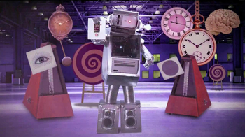 Virgin Mobile TV Spot, \'Robot\'
