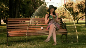 Off! Clip On Repellent TV Spot, 'Bubble'