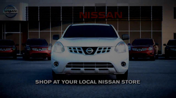 Nissan Rogue TV Spot - Thumbnail 7