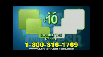 Stretch and Fresh TV Spot - Thumbnail 10
