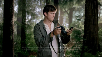 Nikon D3200 TV Spot Featuring Ashton Kutcher - Thumbnail 3