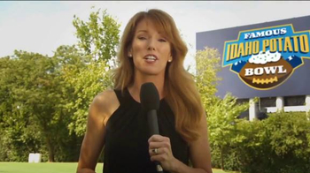 Idaho Potato TV Spot, 'Famous Idaho Potato Bowl' Featuring Heather Cox