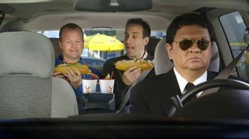 Sonic Drive-In Footlong Hot Dogs TV Spot, 'Limo Style' - Thumbnail 3