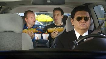 Sonic Drive-In Footlong Hot Dogs TV Spot, 'Limo Style' - Thumbnail 4