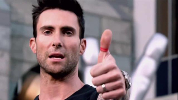 Nissan TV Spot, 'Red Thumb' Featuring Adam Levine