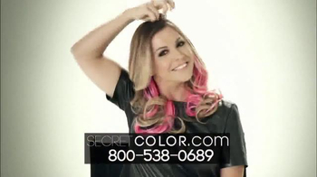 Secret Color TV Spot, 'Rock Color' Featuring Demi Lovato - Thumbnail 5