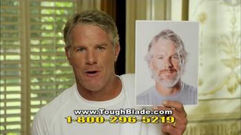 MicroTouch Tough Blade TV Spot Featuring Brett Favre