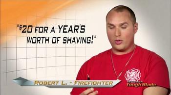 MicroTouch Tough Blade TV Spot Featuring Brett Favre - Thumbnail 3