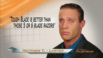 MicroTouch Tough Blade TV Spot Featuring Brett Favre - Thumbnail 6