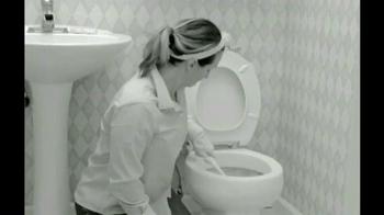 Toilet Spear TV Spot, 'Clean Your Whole Toilet' - Thumbnail 1