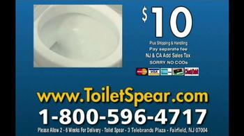 Toilet Spear TV Spot, 'Clean Your Whole Toilet' - Thumbnail 10