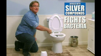 Toilet Spear TV Spot, 'Clean Your Whole Toilet' - Thumbnail 8