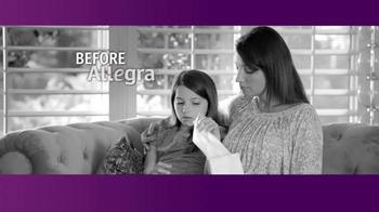 Allegra TV Spot, 'Amy's Allergies' - Thumbnail 1