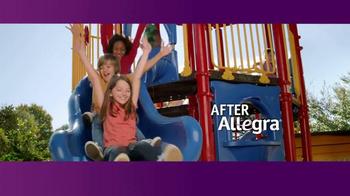 Allegra TV Spot, 'Amy's Allergies' - Thumbnail 4