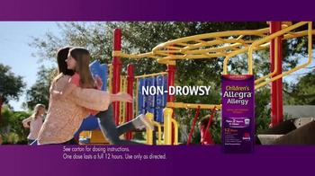 Allegra TV Spot, 'Amy's Allergies' - Thumbnail 5