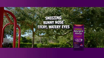 Allegra TV Spot, 'Amy's Allergies' - Thumbnail 8