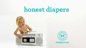 Honest Diapers TV Spot, 'All About That Honest' Song by Meghan Trainor - Thumbnail 1