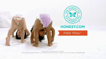 Honest Diapers TV Spot, 'All About That Honest' Song by Meghan Trainor - Thumbnail 7