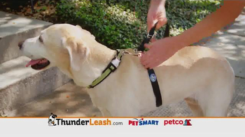 ThunderLeash TV Spot, 'No More Pulling!'