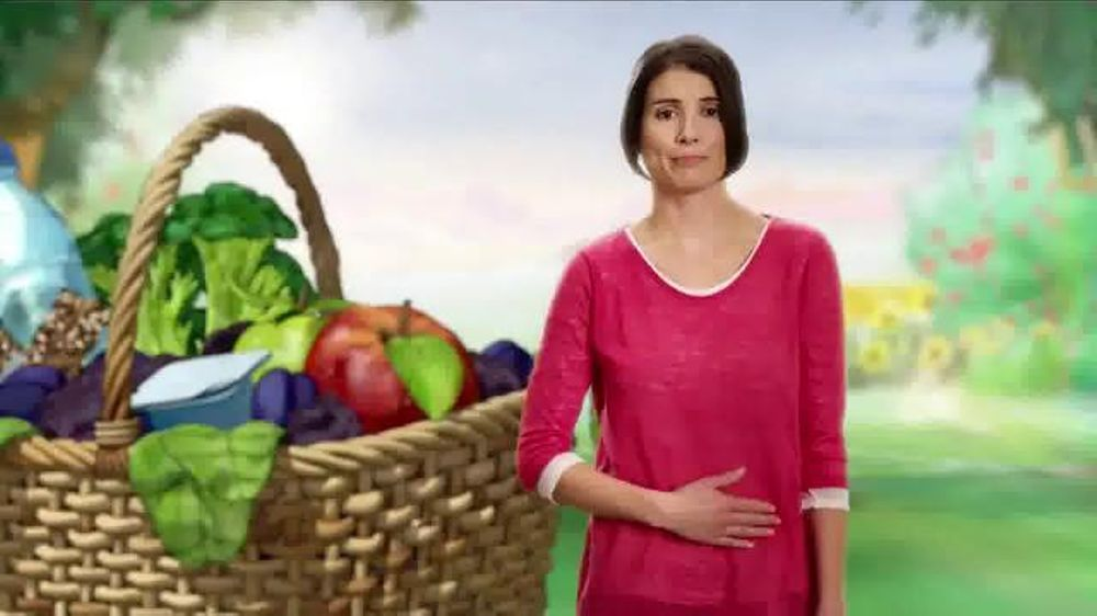 Dulcolax Tv Commercial Big Basket Of Fruits And Veggies