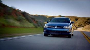 2015 Volkswagen Jetta TV Spot, 'StopDreaming, StartDriving Event: Pinch Me' - Thumbnail 4