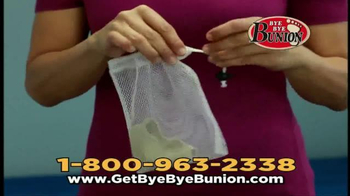Bye Bye Bunion TV Spot, 'Say Goodbye' - Thumbnail 5