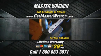 Master Wrench TV Spot, 'Waste Time No More' - Thumbnail 9