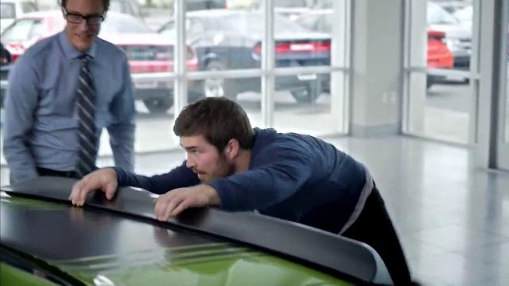 Vin Diesel Dodge Challenger Commercial >> Dodge Challenger TV Commercial, 'Furious 7: Flash to the Future' - iSpot.tv