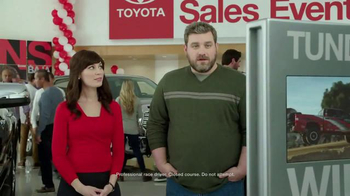 2015 Toyota Tundra TV Spot, 'One For Everyone Sales Event: Baja 1000' - 546 commercial airings