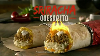 Taco Bell Sriracha Quesarito TV Spot, 'True Fans of the Bell' - Thumbnail 9