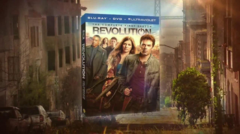 Revolution: The Complete First Season Blu-ray and DVD TV Spot