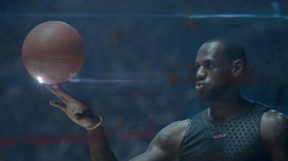 Nike TV Commercial, 'Possibilities' Feat. Lebron James, Song by The Kills -  iSpot.tv
