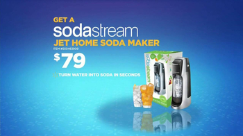 Walmart TV Spot, 'Sodastream Jet Home' - Thumbnail 8