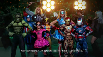 Party City TV Spot, 'Be a Character'