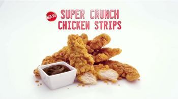 Sonic Drive-In Super Crunch Chicken Strips TV Spot [Spanish] - Thumbnail 7