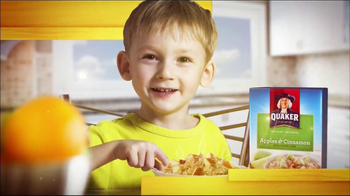 TLC Channel TV Spot, 'Quaker Summer Breakfast'