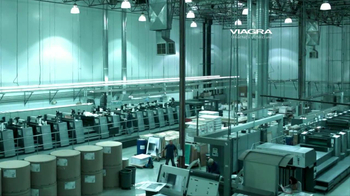 Viagra TV Spot, 'Factory' - Thumbnail 6
