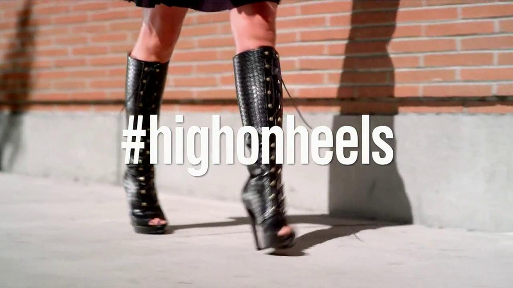 Shoedazzle.com TV Commercial, 'High on Heels' Song by Karmin ...