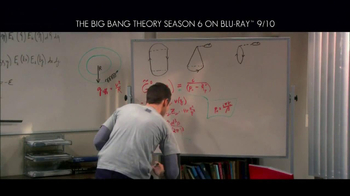 Big Bang Theory Season 6 Blu-ray Combo Pack TV Spot - Thumbnail 3
