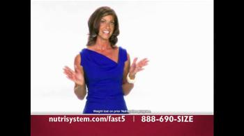 Nutrisystem Fast 5 TV Spot - Thumbnail 4