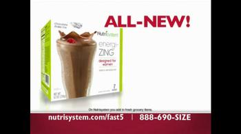 Nutrisystem Fast 5 TV Spot - Thumbnail 5